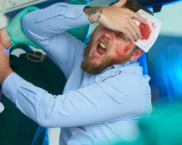 occupational violence